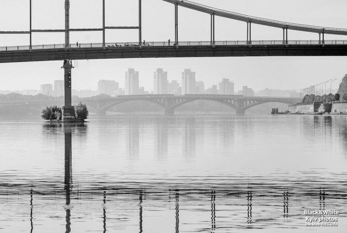 Утро. Вид с Подольской набережной