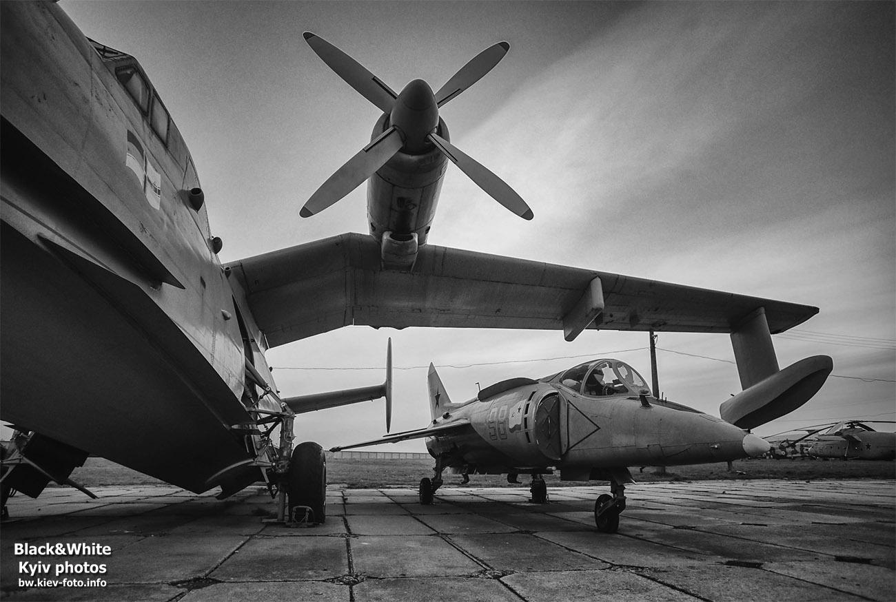 Музей авиации в Жулянах