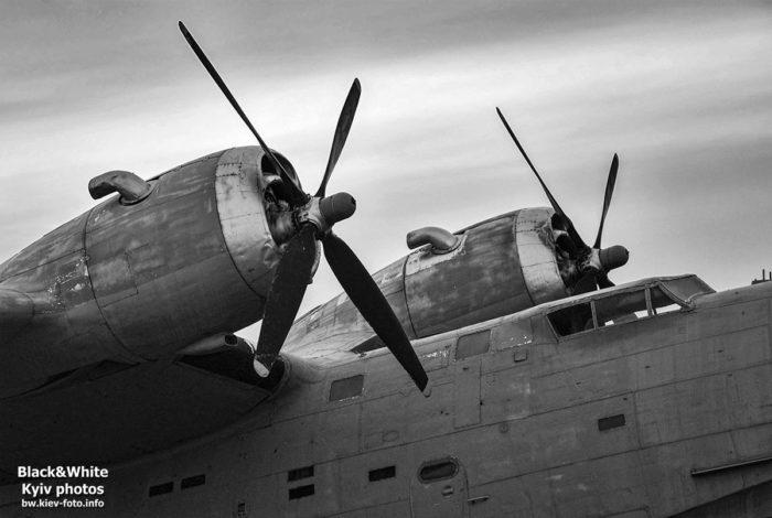 В музее авиации в Жулянах