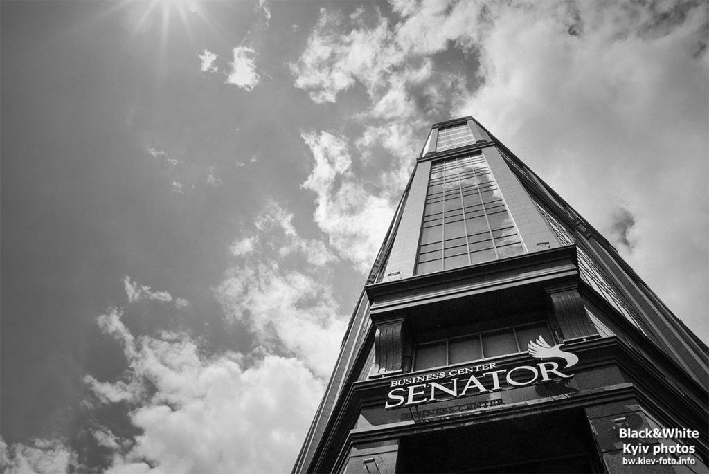 Бизнес-центр Сенатор (Senator) на Печерске
