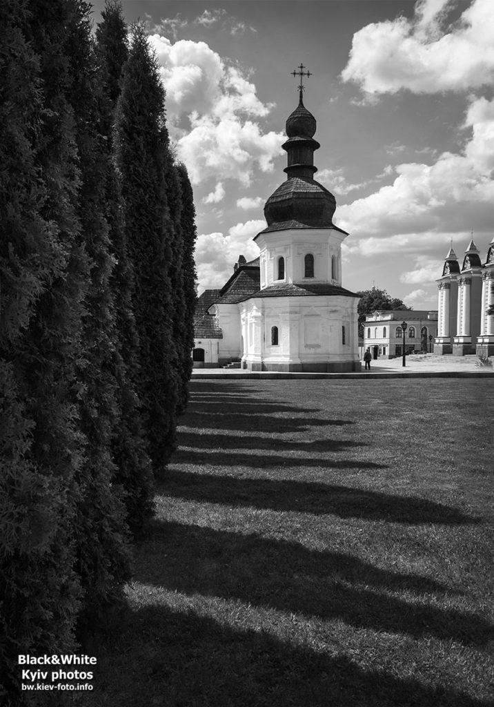 Церковь святого Иоанна Богослова в Киеве